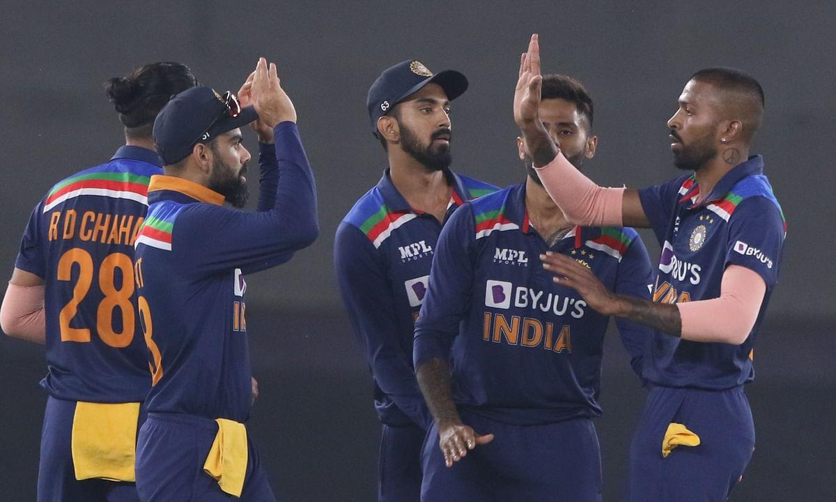 Suryakumar Yadav, Hardik Pandya are selected for the ODI series between India and England