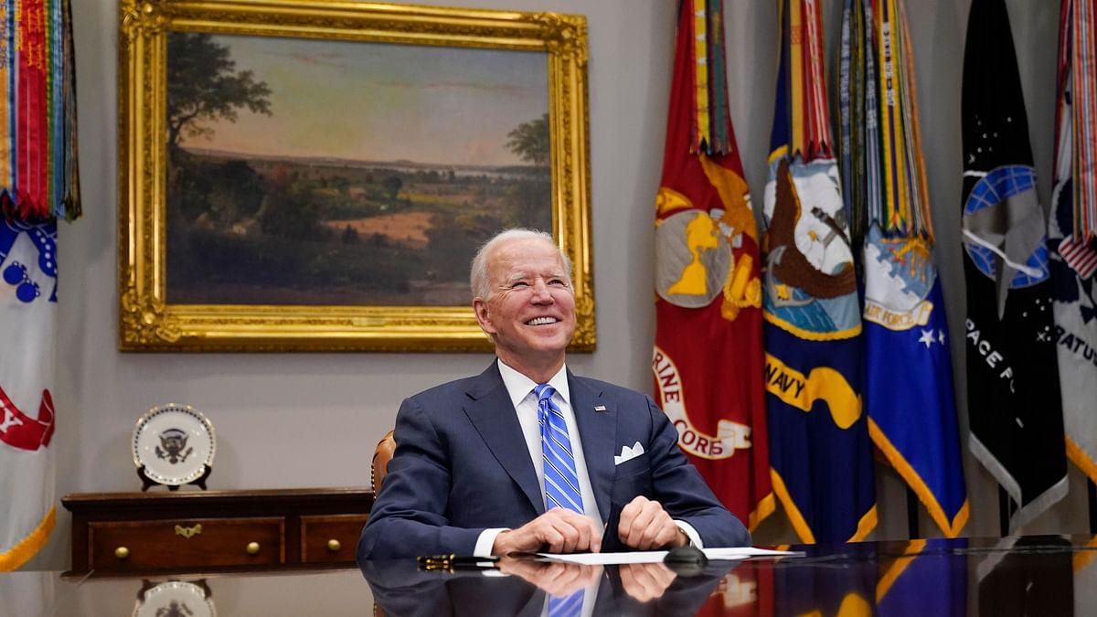 Indian-Americans are taking over US: Joe Biden