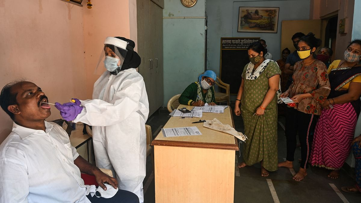 Break The Chain Mission: Maharashtra's COVID cases plummet; central teams rush to state