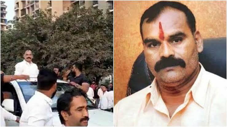 Gangster Gajanan Marne arrested by Pune Rural Police from Satara
