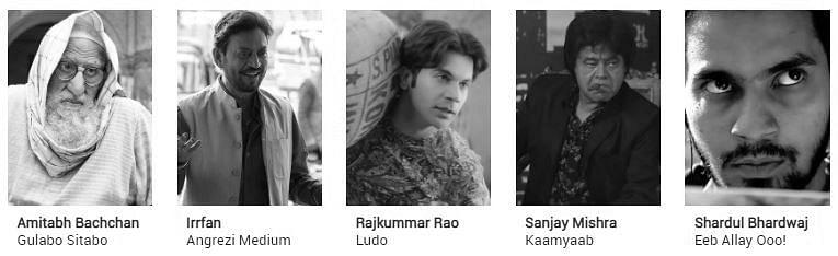 Filmfare Awards 2021 nominations: Best Actor (Critics)