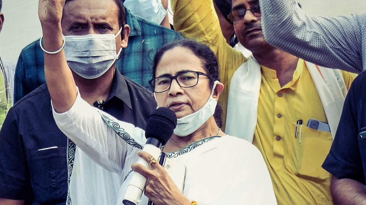 WB Elections 2021: Mamata Banerjee gets injured in Nandigram, alleges 'conspiracy'
