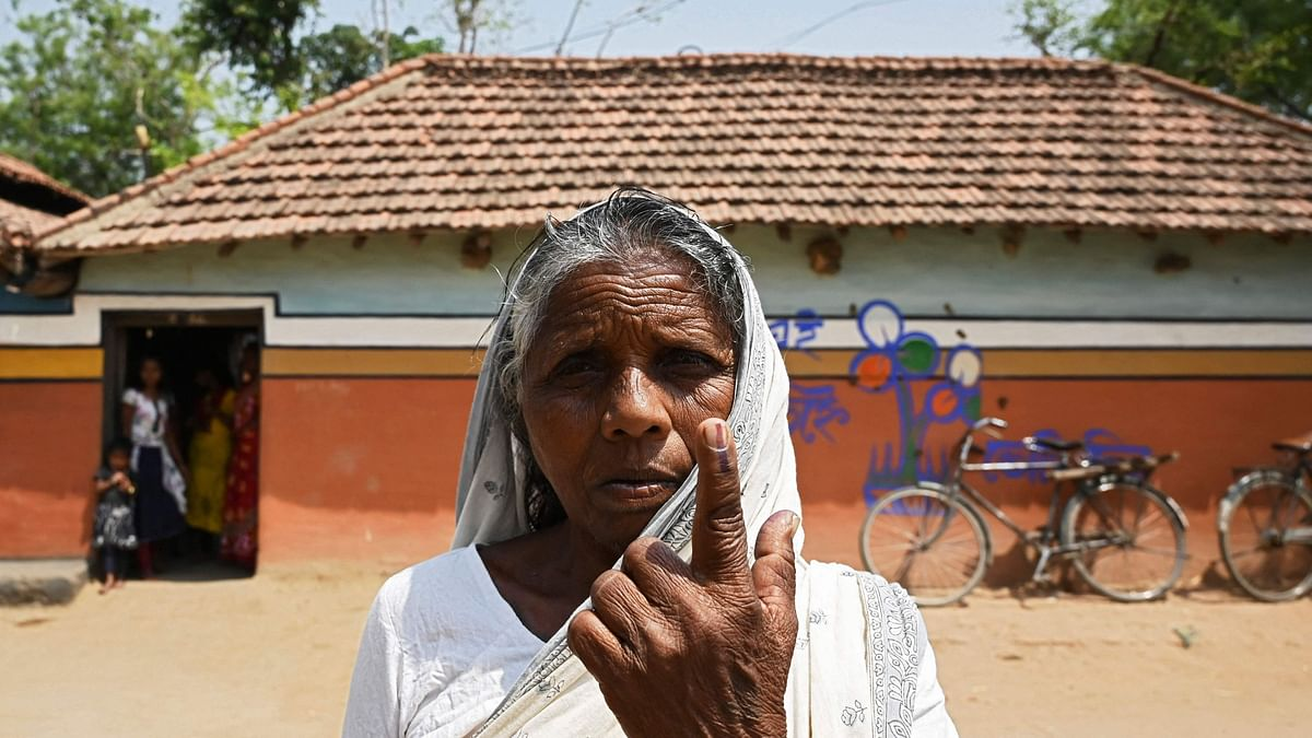 WB Election 2021: Nearly 80% voter turnout in first phase