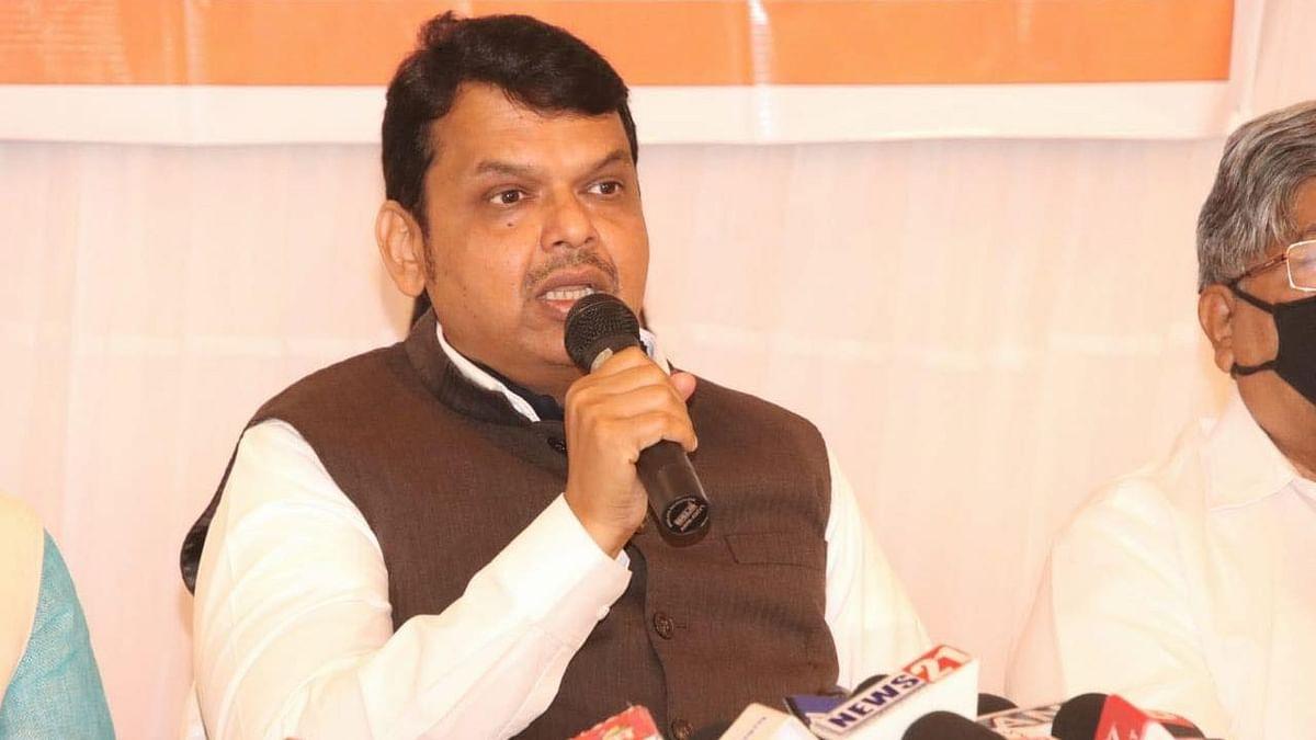 Police transfer racket: Will share all information with Home Secretary, says Devendra Fadnavis