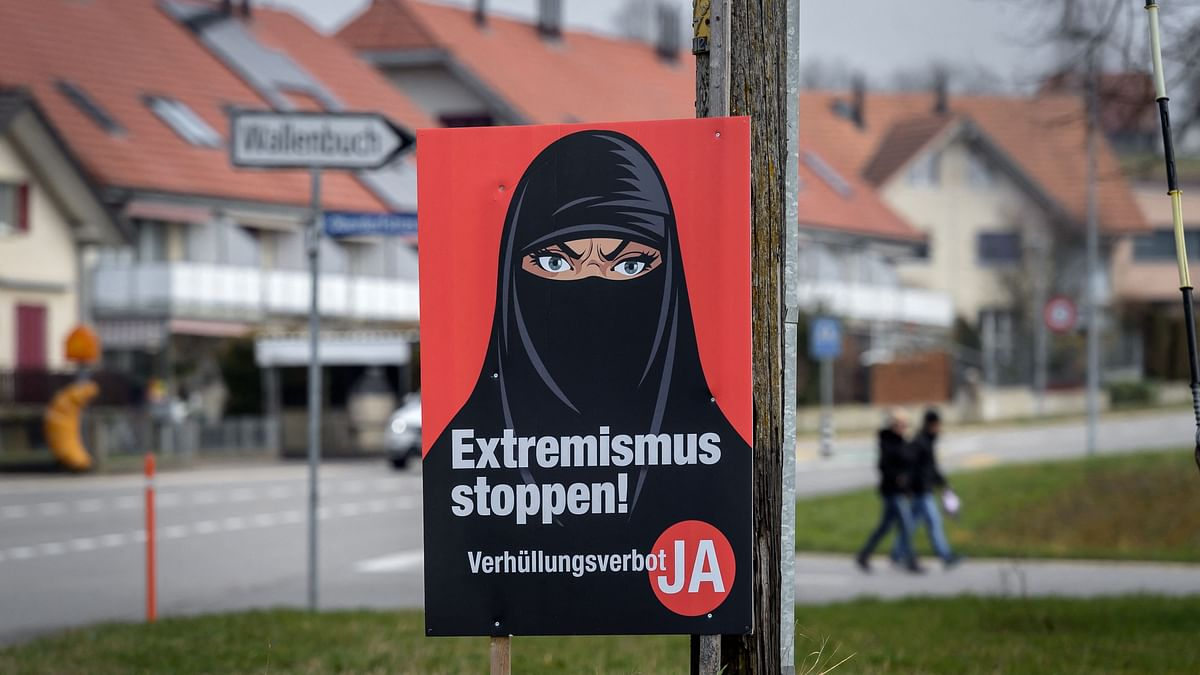 Switzerland: Full face coverings to be banned in public places