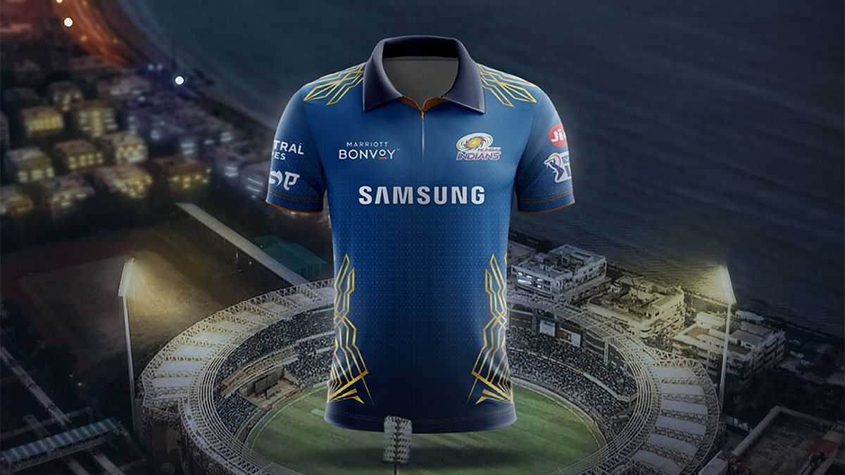 IPL 2021: Mumbai Indians unveil new jersey ahead of the season