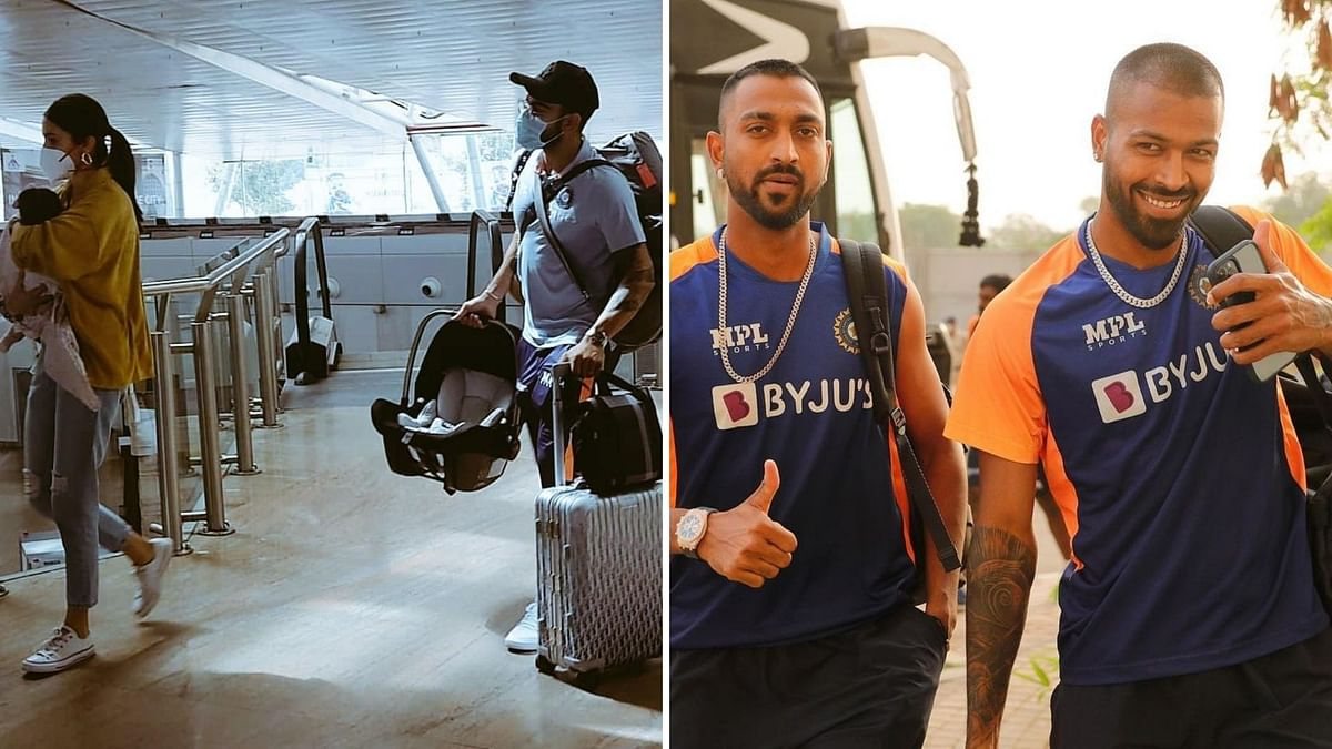 India vs England: Watch Virat Kohli and co arriving in Pune ahead of the ODI series