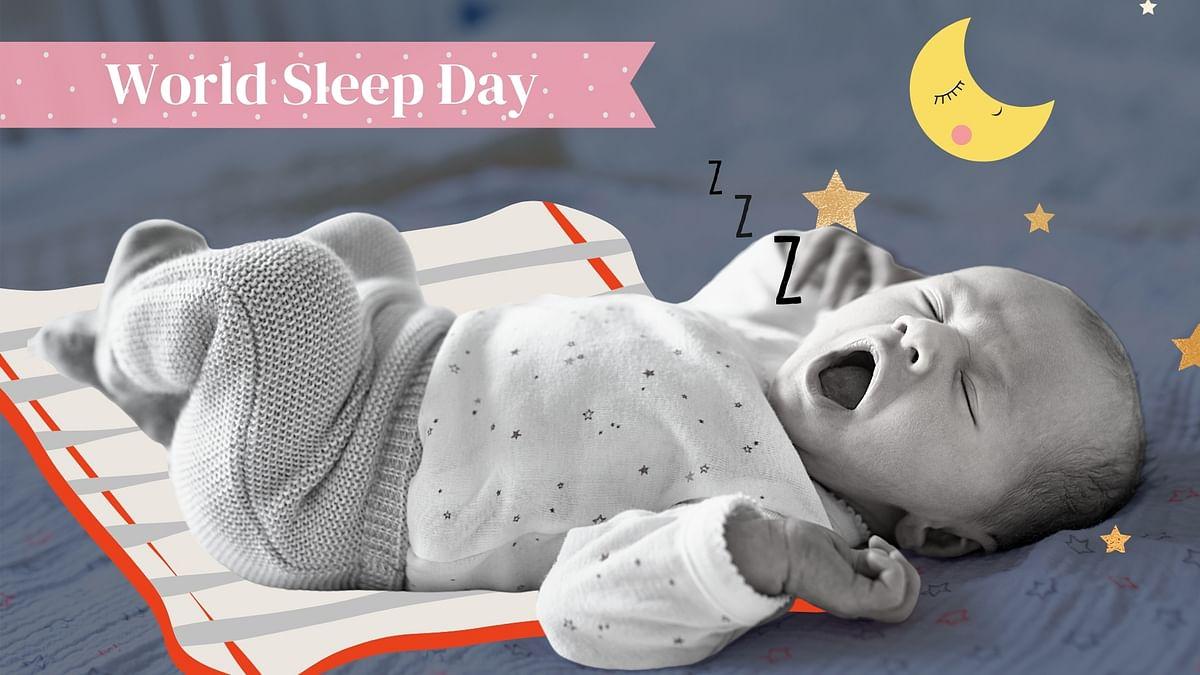 World Sleep Day: Sleepy baby? Here's why!