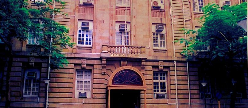 Mumbai's iconic Bombay House that serves as the head office of the Tata Group