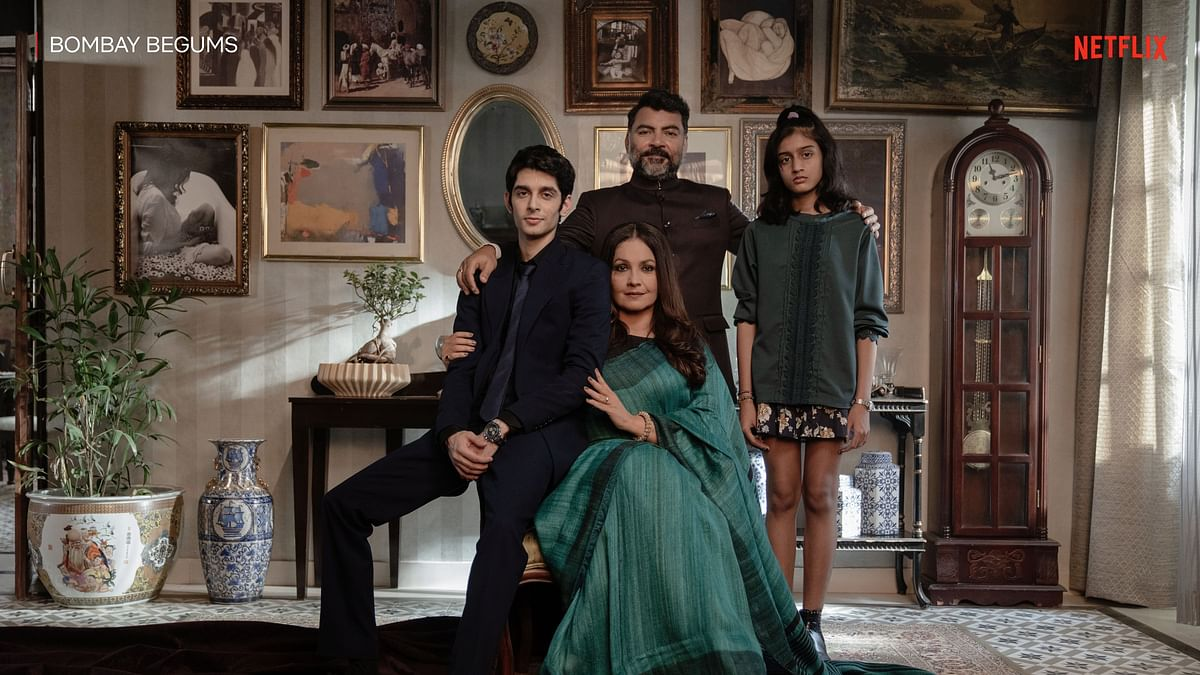 Not content with content: NCPCR tells Netflix to stop streaming 'Bombay Begums'