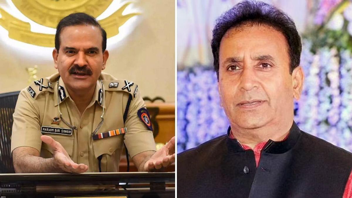 Letter bomb row: Supreme Court refuses to take Param Bir Singh's case