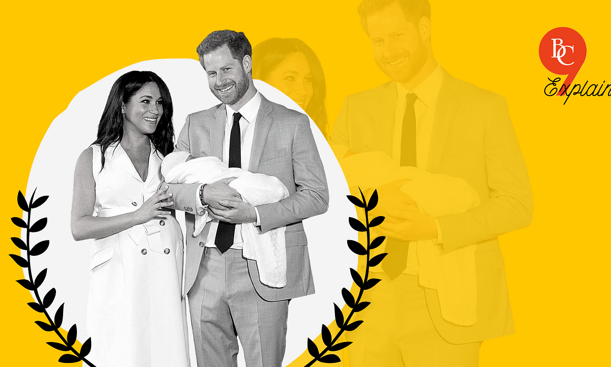 In the interview with Oprah Winfrey, Meghan Markle said that when she was pregnant, there were conversations about her son Archie's skin color