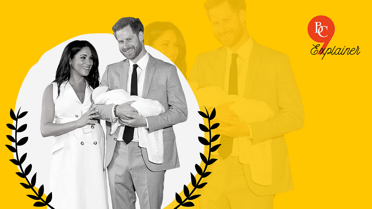TBC Explainer: Why Harry and Meghan's son Archie was not given the title of Prince