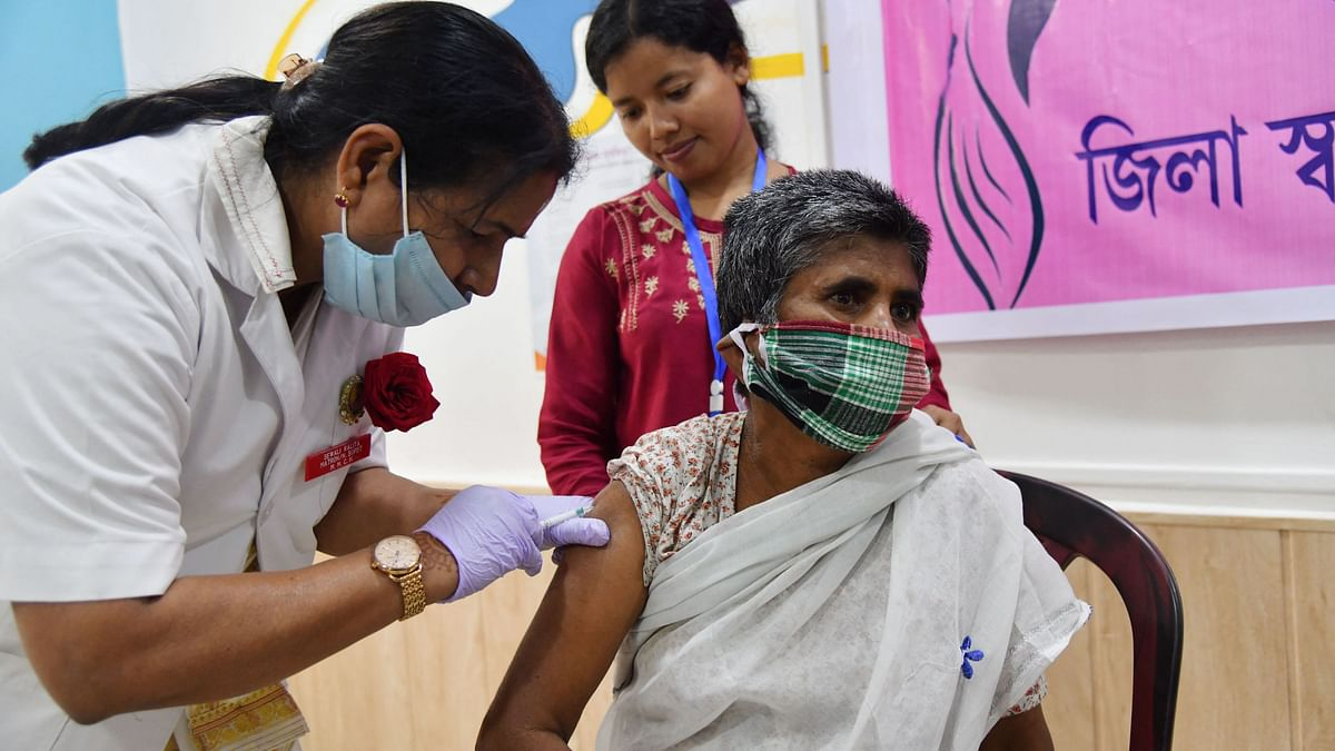 Fight against COVID-19: India achieves over 3 crore vaccinations