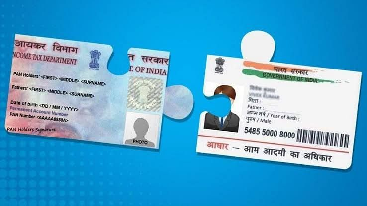 Deadline day: Link your PAN with Aadhaar online or pay fine; know how to link it here