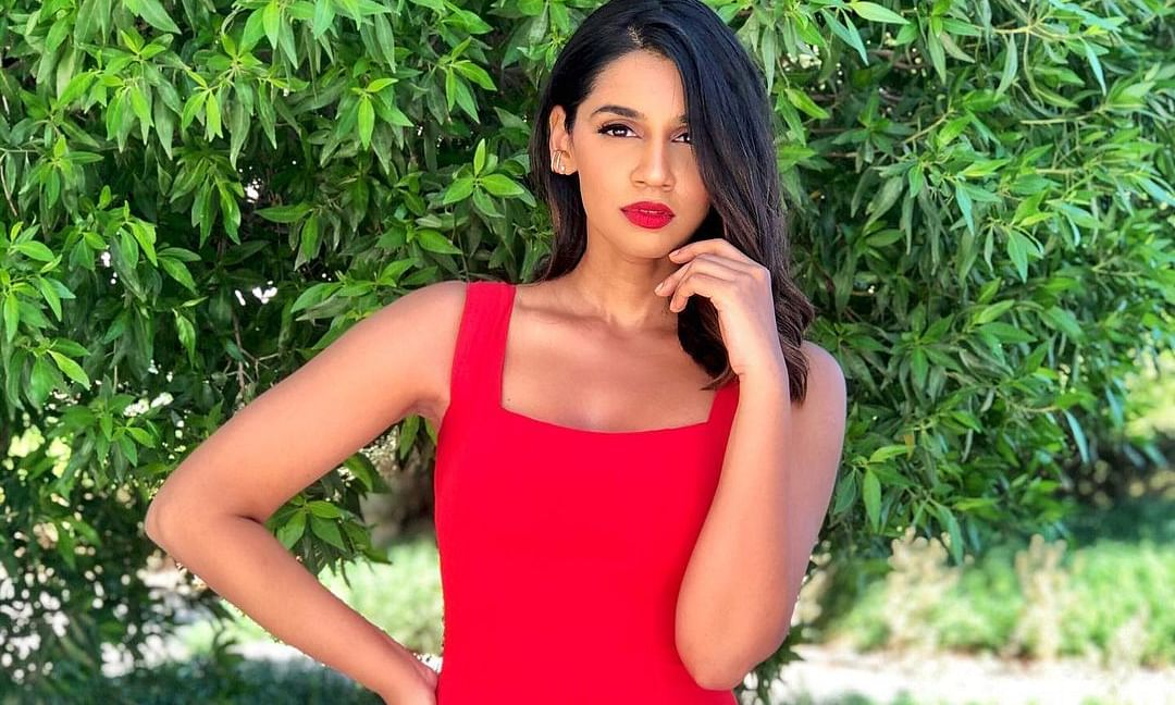 Sanjana Ganesan and Indian Cricketer Jasprit Bumrah tied the knot on Monday.