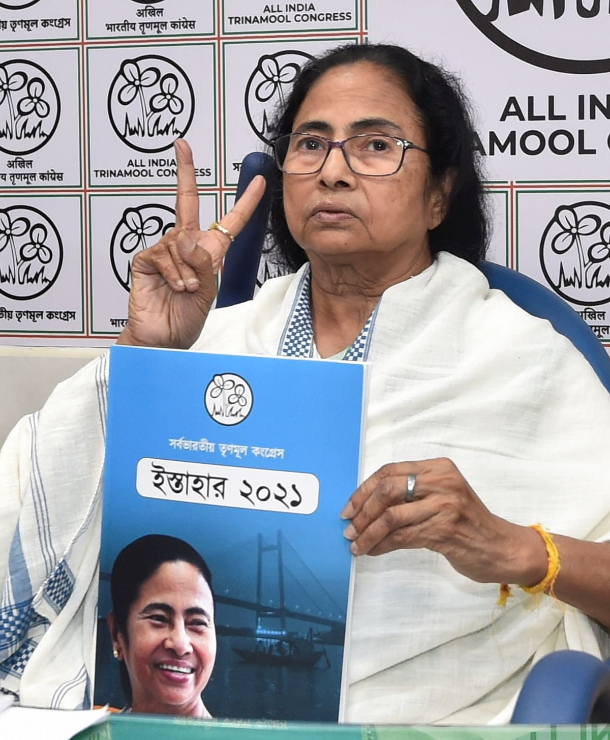 """Trinamool Congress's """"Khela hobe"""" has struck a special chord with the people in West Bengal"""