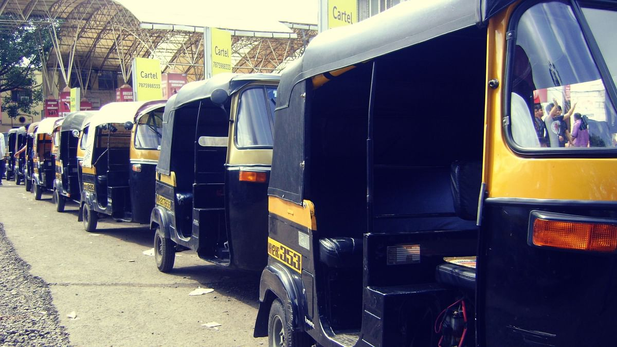 In the times of COVID-19, Pune autorickshaw drivers worry about EMIs