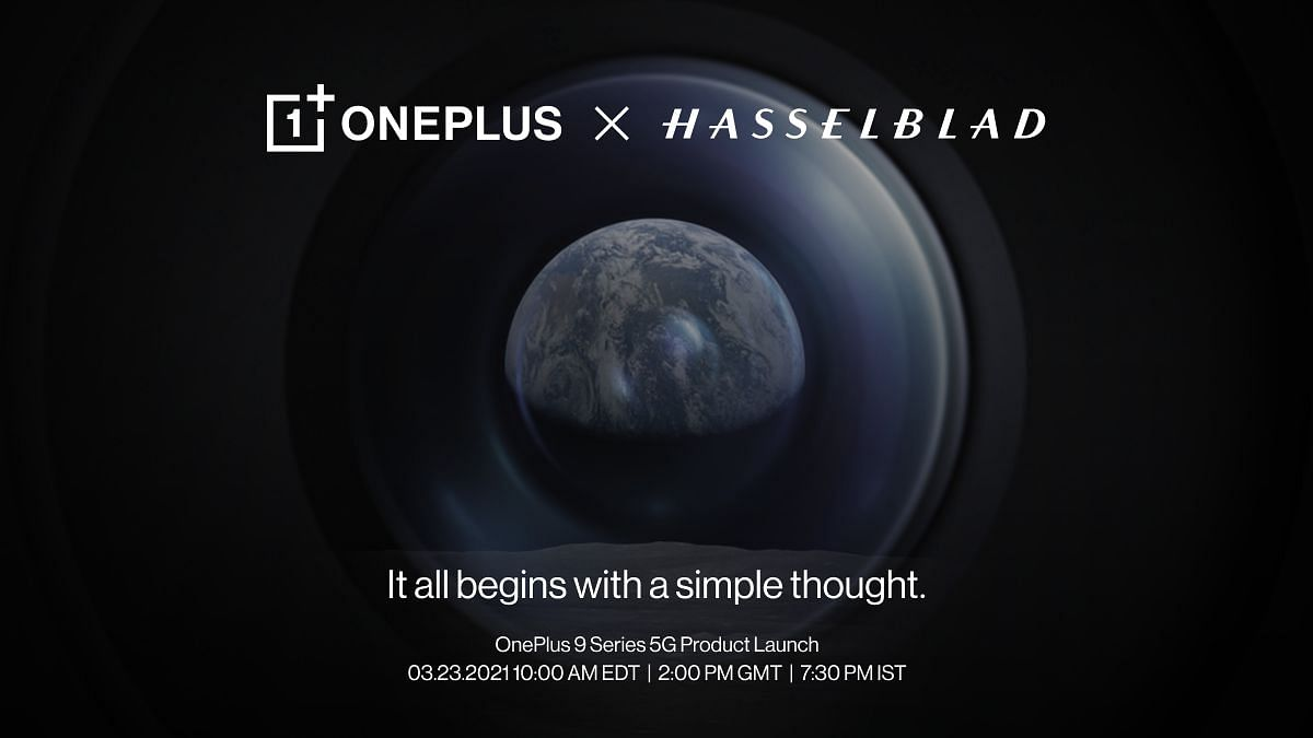 The first look of OnePlus Series 9 was leaked on several sites before the launch on March 23.