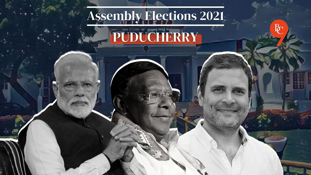 Puducherry Assembly Elections 2021: The possible future leaders of the UT
