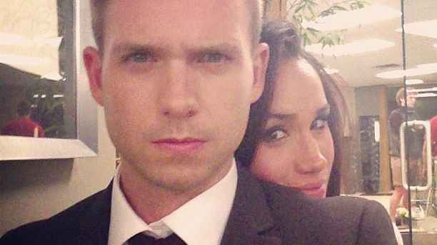 Meghan Markle's Suits co-star Patrick J Adams calls Royal Family 'archaic and toxic'