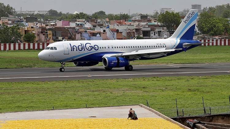 Indigo Flight (File Image)