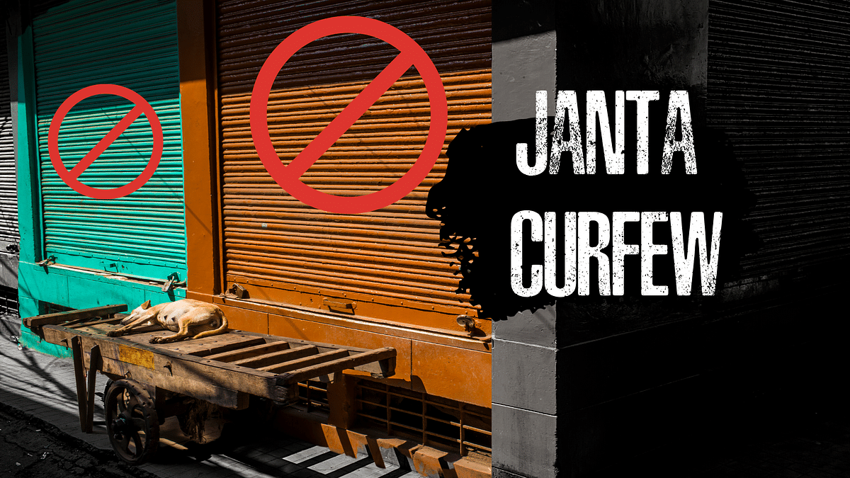 Janata Curfew Anniversary: From Go Corona Go, Thali Bajao to deserted streets, a throwback to India's grim memories