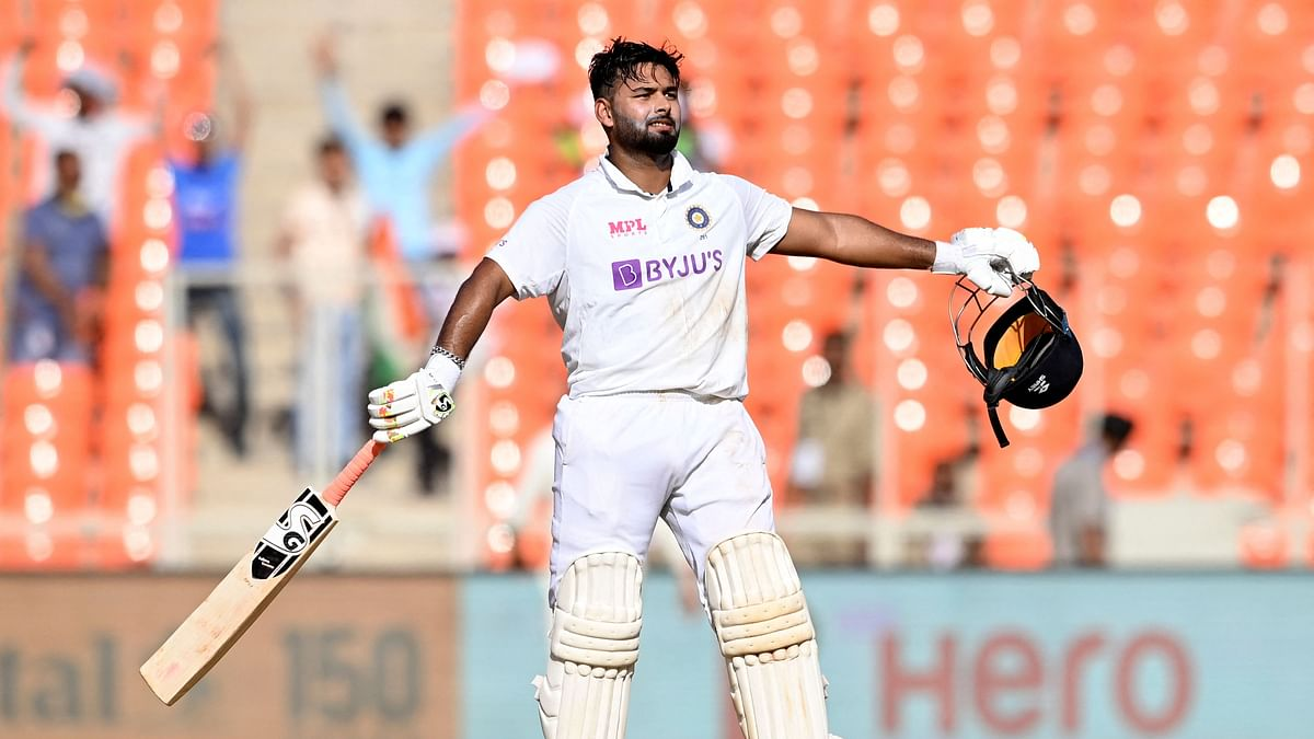 India vs England: Rishabh Pant scores a ton on Day 2, Sourav Ganguly calls him future all-time great