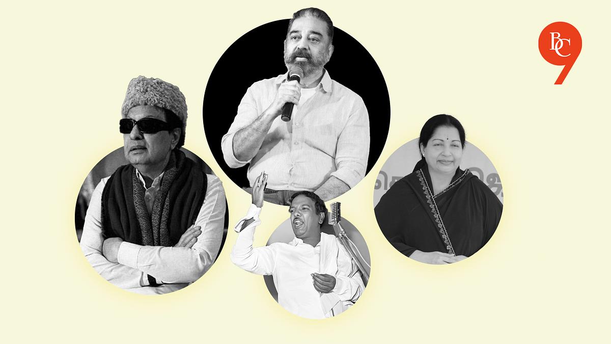Eroding star power of Tamil Nadu