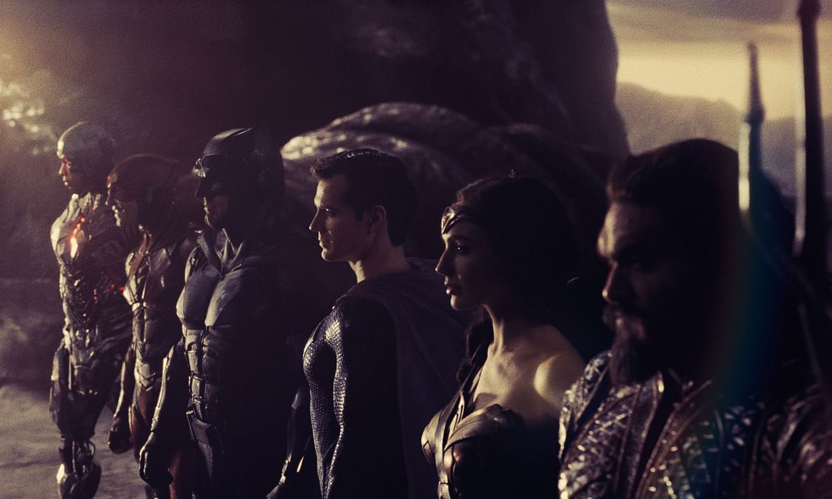 Zack Snyder's Justice League will be available to stream on BookMyShow.com at 1:31 PM IST