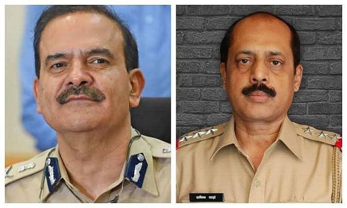 Antilia bomb scare probe: Parambir Singh removed, Hemant Nagrale new Mumbai Police Commissioner