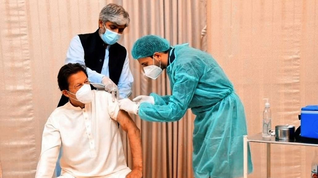 COVID-19: Pakistan PM Imran Khan tests positive two days after getting a vaccine jab