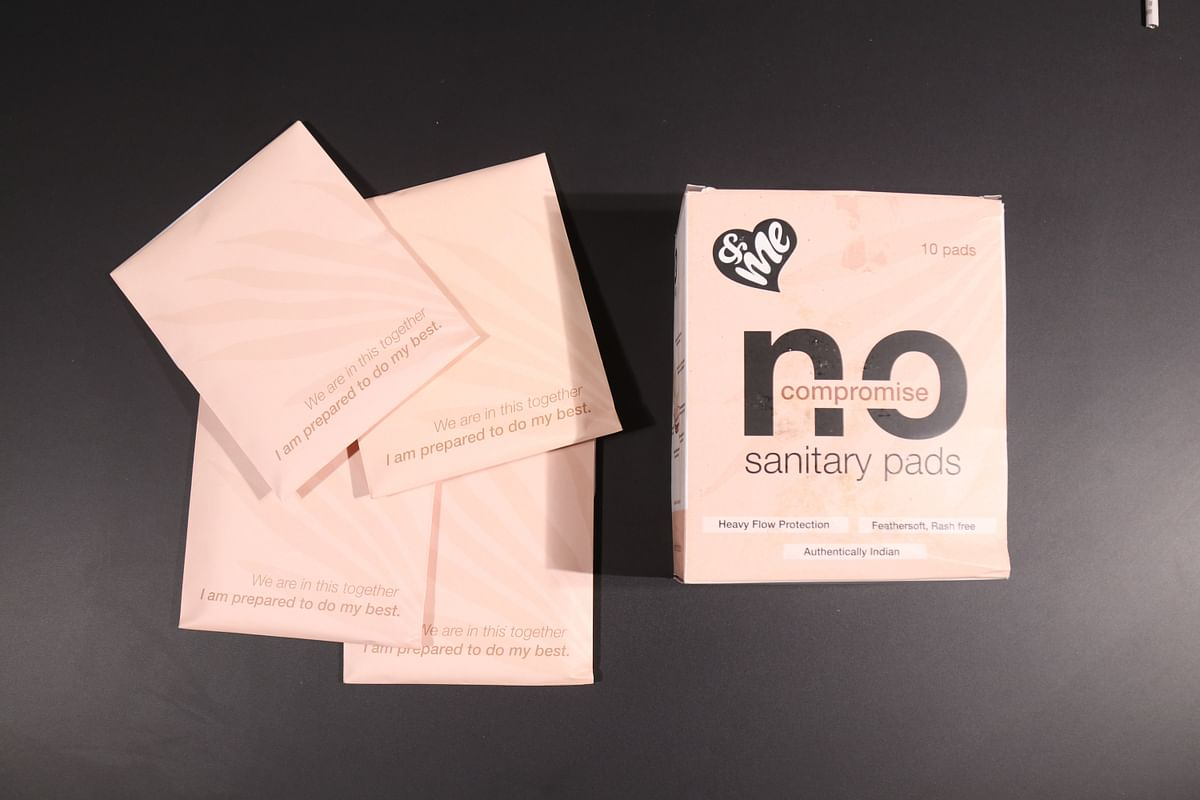 No Compromise Sanitary Napkins