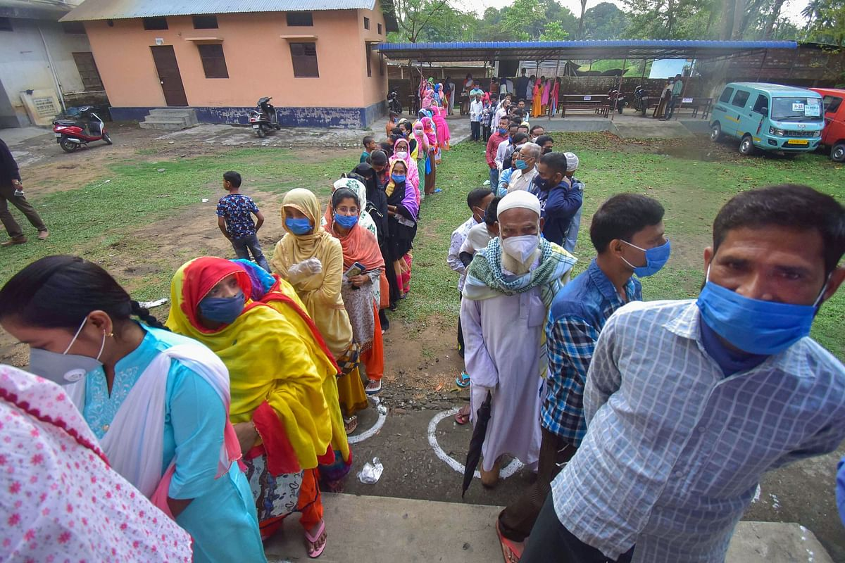 Assam Elections 2021: Over 74% turnout, second phase of polling incident-free
