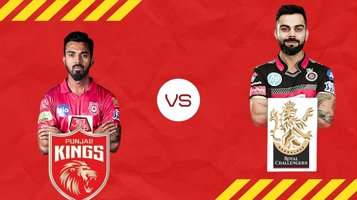 IPL 2021: Struggling PBKS have their task cut out against high-flying RCB