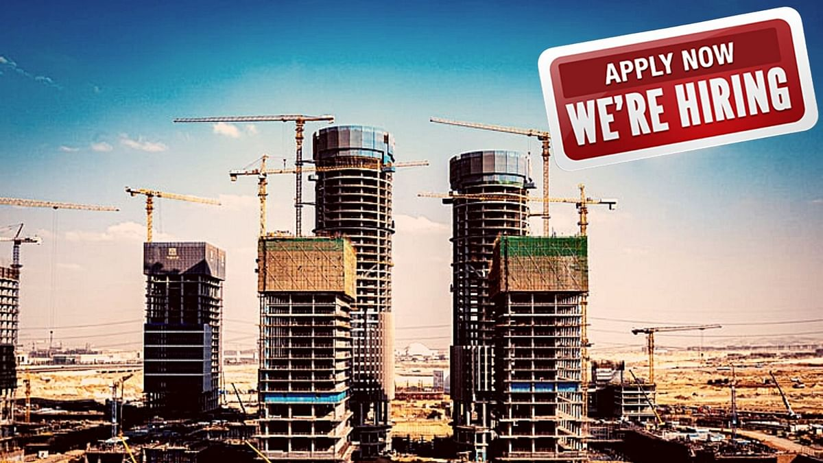 Real estate and construction jobs witness steady recovery amid pandemic