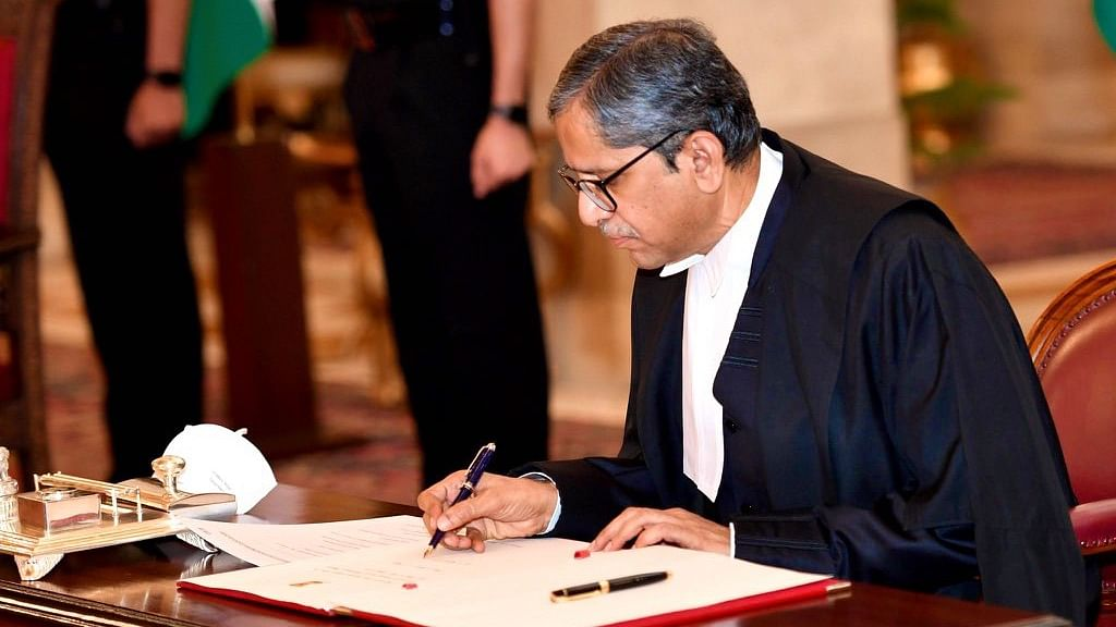 Who is Justice NV Ramana? All you need to know about the 48th Chief Justice of India