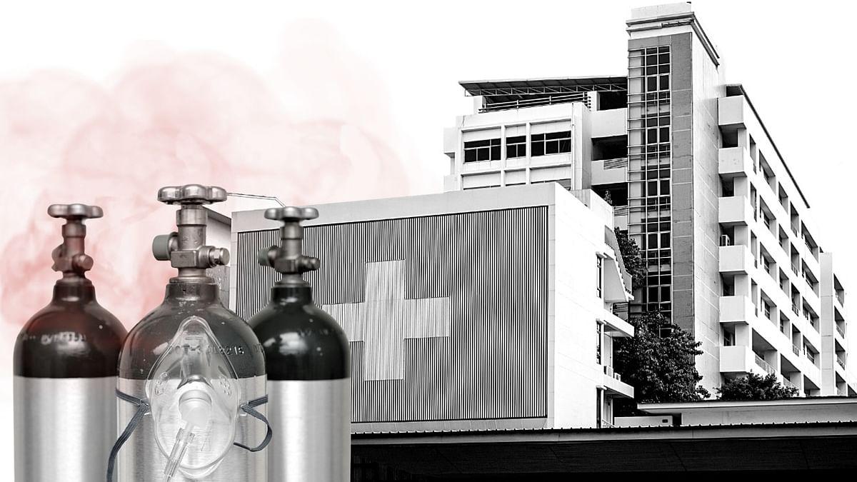Maharashtra: Medical oxygen tank leaks at Nashik's Zakir Hussain Hospital; 22 patients dead
