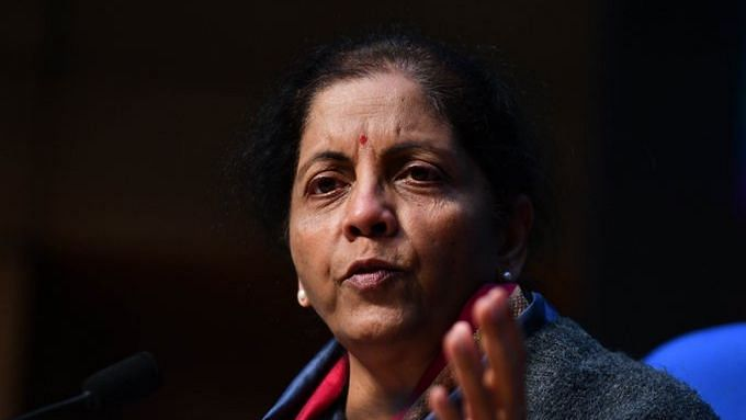 Government to withdraw cut in small savings rates, says Finance Minister Nirmala Sitharaman