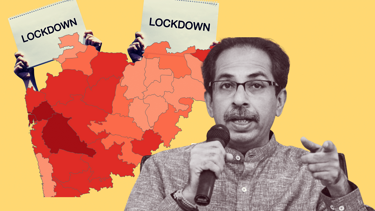 Maharashtra: No lockdown but strict restrictions from Wednesday, says CM Uddhav Thackeray