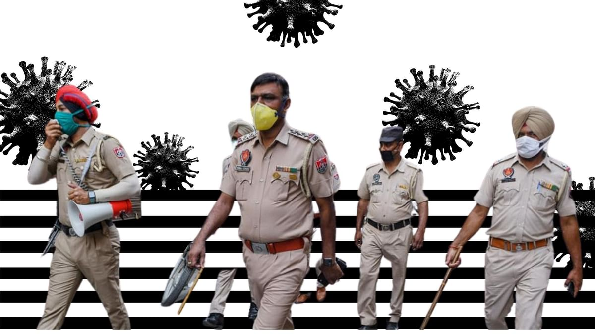 'Dasa Sutras' for police personnel to avoid COVID-19