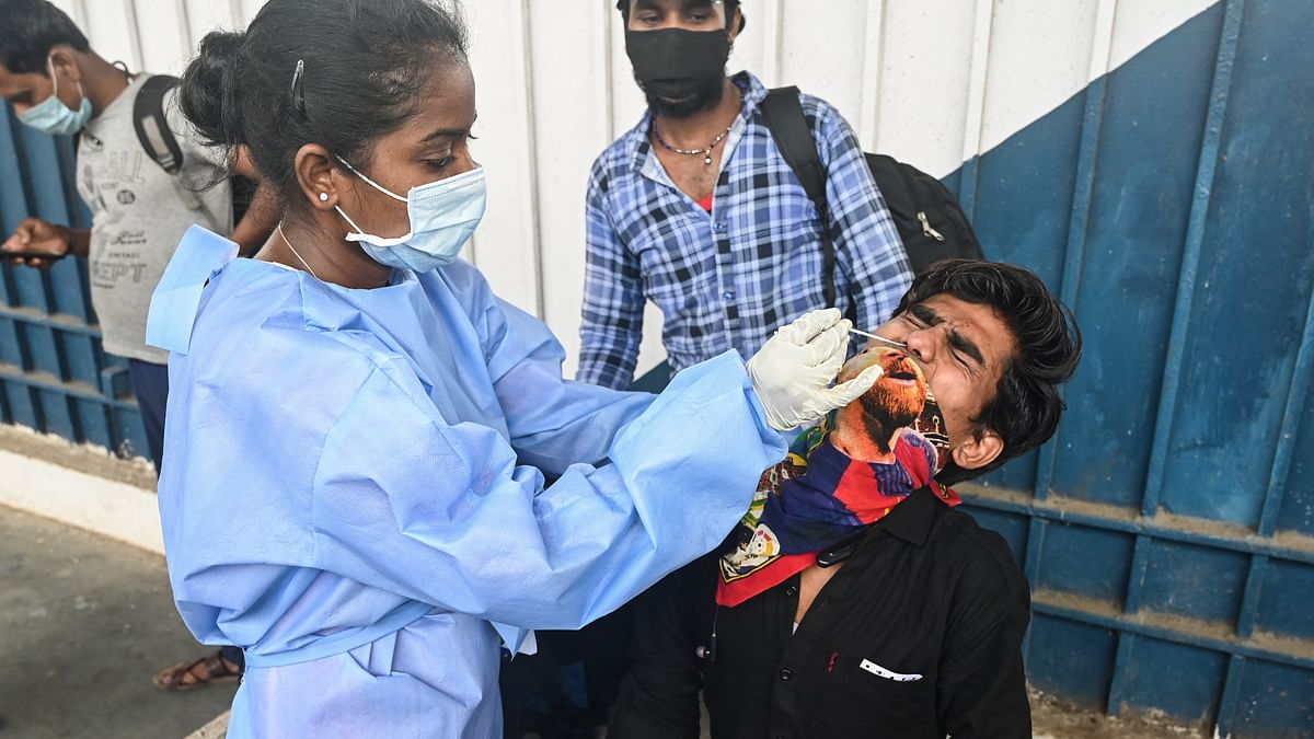 COVID-19: Maharashtra records over 63,000 cases, highest single-day spike since pandemic began