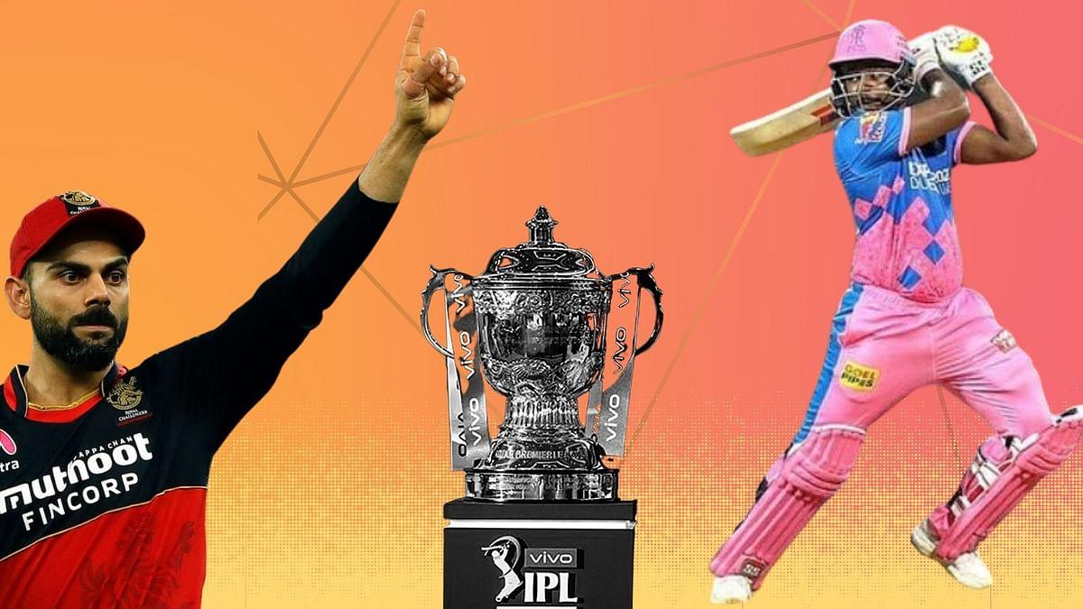 IPL 2021: RR face uphill task against Virat Kohli-led RCB