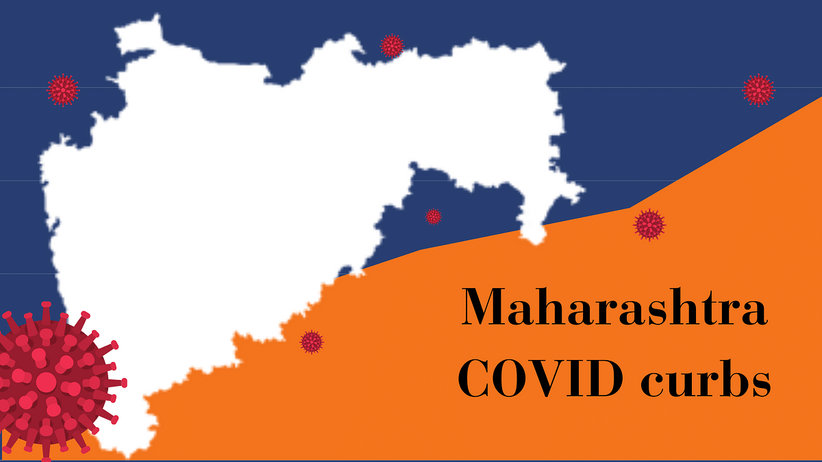 Maharashtra COVID curbs: No public transport for all, home deliveries permitted; Check out the new guidelines