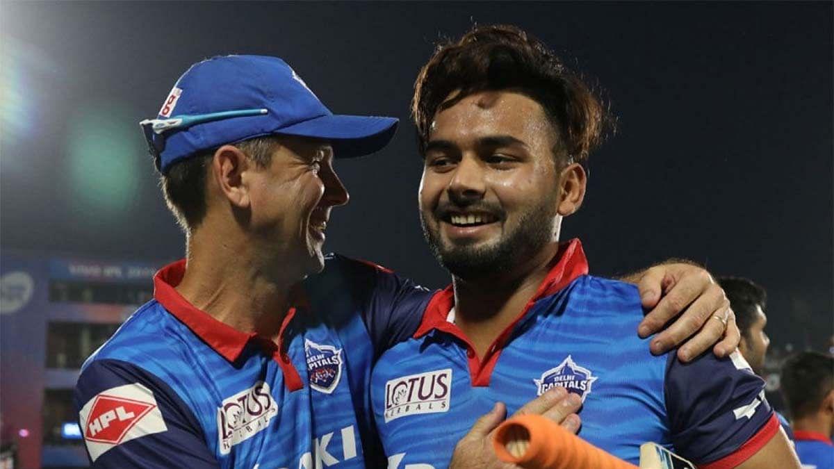 IPL 2021: Extra responsibility will motivate Rishabh Pant, says Ricky Ponting
