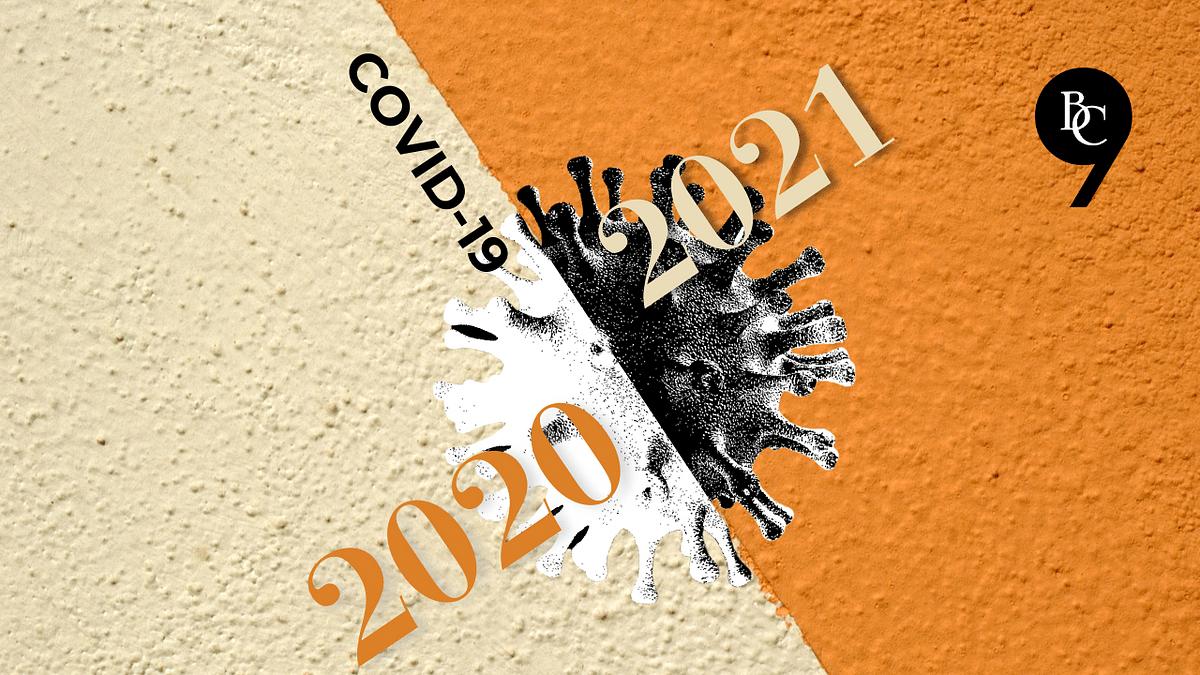 India   COVID-19 Updates: 2020 vs 2021