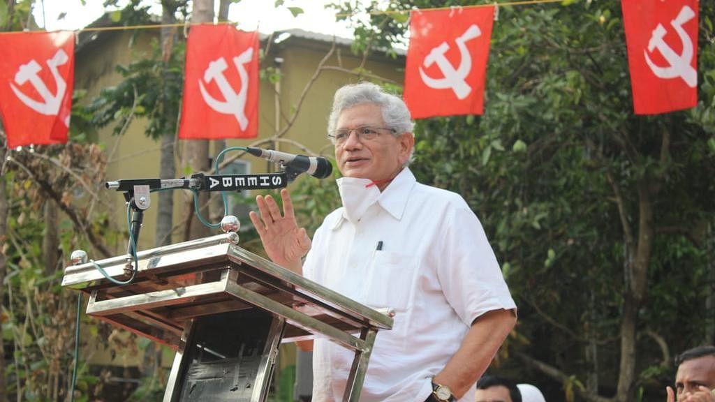 CPI-M leader Sitaram Yechury's son dies due to COVID-19