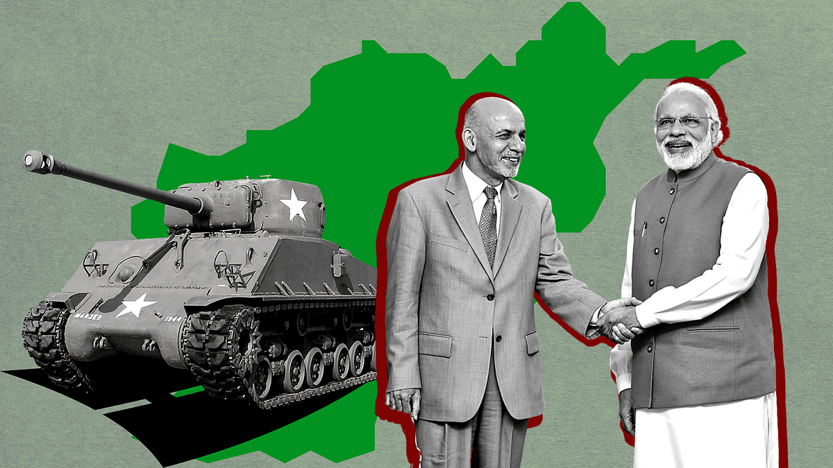 Will India play a role in maintaining peace in Afghanistan?