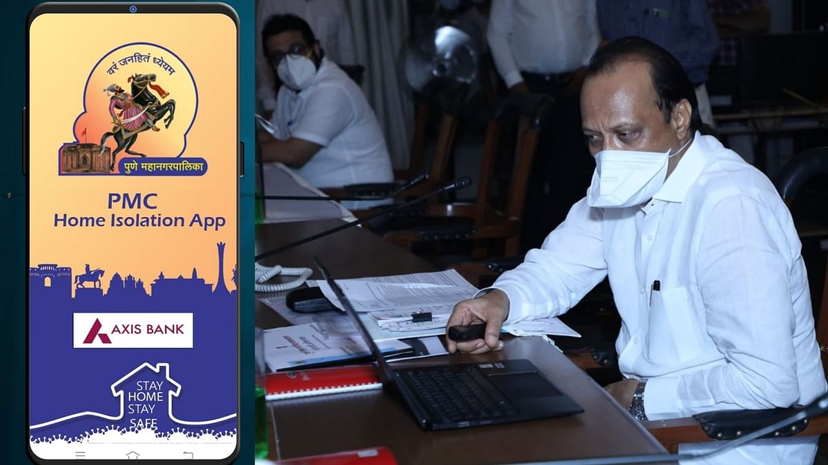Pune: Here's the mobile app for COVID-19 patients in home isolation