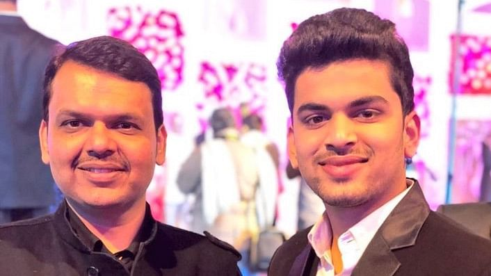 Devendra Fadnavis lands in soup after his 23-year-old nephew gets Covid vaccine